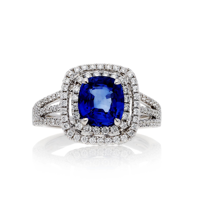 Sapphire RingStyle #: PD-LQ14886L
