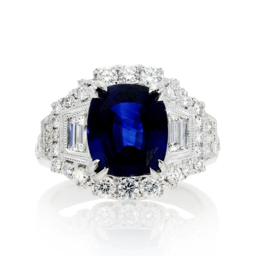 Sapphire RingStyle #: PD-LQ15473L