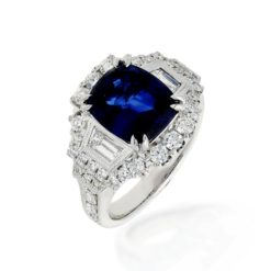 Sapphire Ring<br>Style #: PD-LQ15473L
