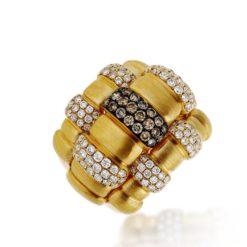 Brown Diamond RingStyle #: PD-LQ16033L