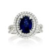 Sapphire Ring Style #: PD-LQ16188L