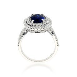 Sapphire Ring <br>Style #: PD-LQ16188L