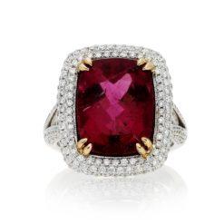 Rubellite Ring<br>Style #: PD-LQ16885L