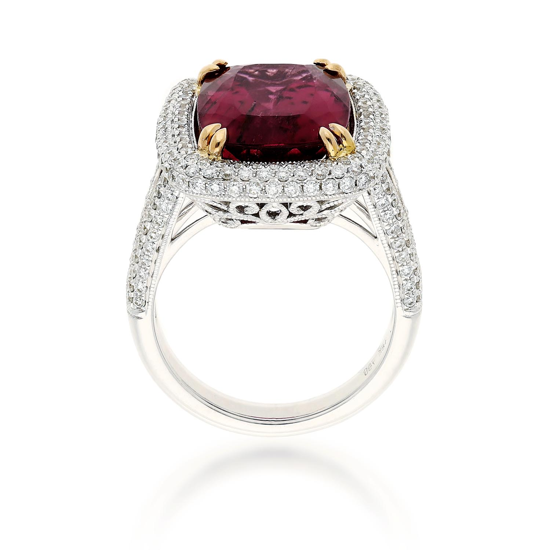 Rubellite RingStyle #: PD-LQ16885L
