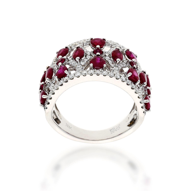 Ruby RingStyle #: PD-LQ17459L