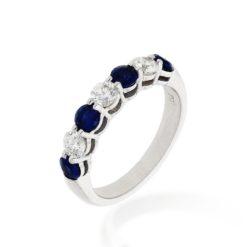 Sapphire Ring<br>Style #: PD-LQ18144L