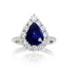Sapphire RingStyle #: PD-LQ18297L
