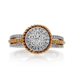 Diamond Ring<br>Style #: PD-LQ19542L