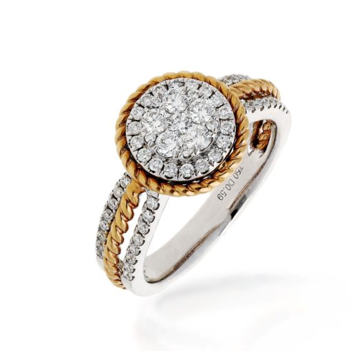 Diamond RingStyle #: PD-LQ19542L