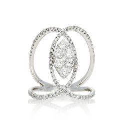 Diamond Ring<br>Style #: PD-LQ19634L