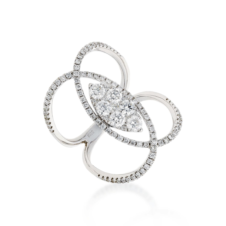 Diamond RingStyle #: PD-LQ19634L