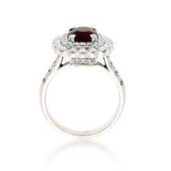 Ruby Ring<br>Style #: PD-LQ19957L