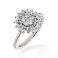 Diamond Ring<br>Style #: PD-LQ20278L