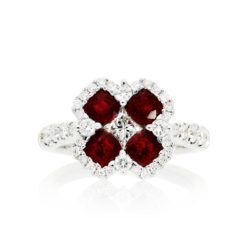 Ruby RingStyle #: PD-LQ20374L