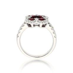Ruby Ring<br>Style #: PD-LQ20374L