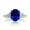 Sapphire Ring<br>Style #: PD-LQ20991L