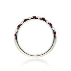 Ruby Ring<br>Style #: PD-LQ21095L