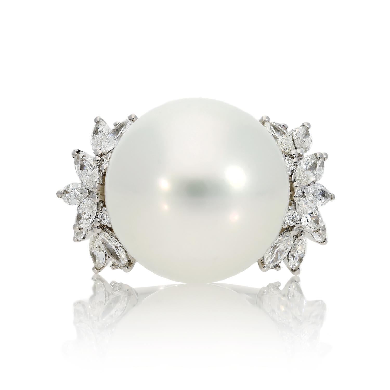 Pearl RingStyle #: PD-LQ21181L