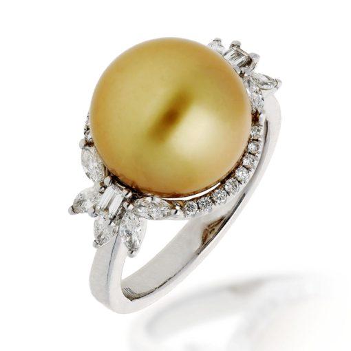 Pearl RingStyle #: PD-LQ21182L