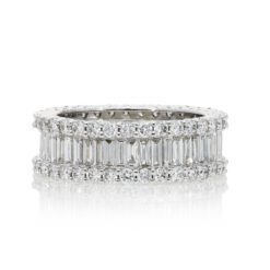 Baguette Diamond RingStyle #: PD-LQ21222L
