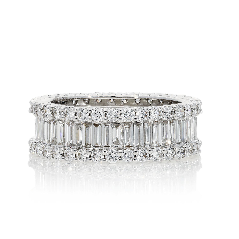 Baguette Diamond RingStyle #: PD-LQ21222L