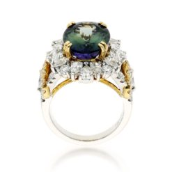 Tanzanite Ring<br>Style #: PD-LQ21730L