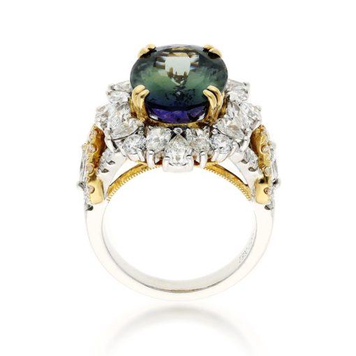 Tanzanite RingStyle #: PD-LQ21730L