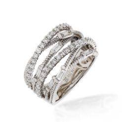 Round Diamond Ring<br>Style #: PD-LQ22044L