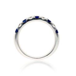 Sapphire Ring<br>Style #: PD-LQ22715L