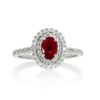 Ruby RingStyle #: PD-LQ4402L