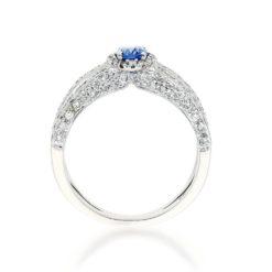 Sapphire Ring<br>Style #: PD-LQ4408L