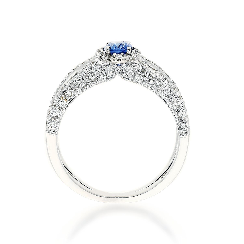 Sapphire RingStyle #: PD-LQ4408L