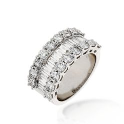 Baguette Diamond RingStyle #: PD-LQ7158L