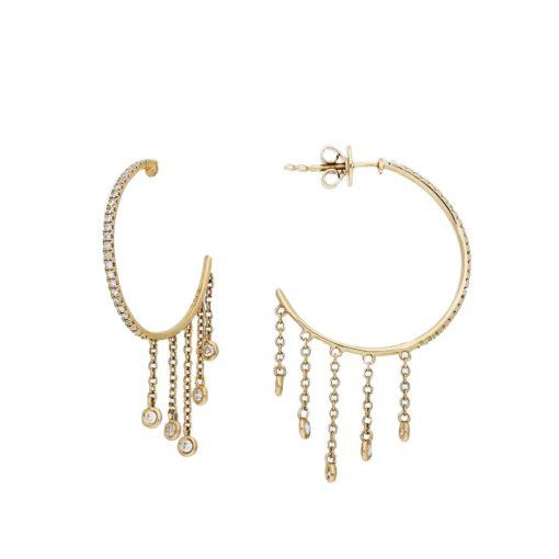 Diamonds EarringsStyle #: MK-839289