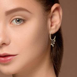 Diamonds Earrings<br>Style #: MK-839289