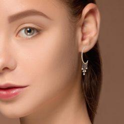 Diamonds EarringsStyle #: MK-839315