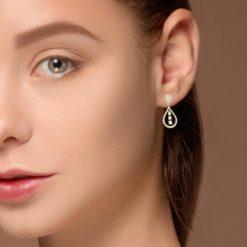 Diamonds EarringsStyle #: PD-JLQ218E