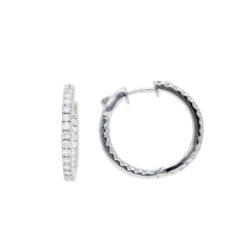 Diamonds  Earrings Style #: PD-LQ8452E