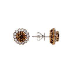 Brown Diamonds EarringsStyle #: PD-LQ97452E