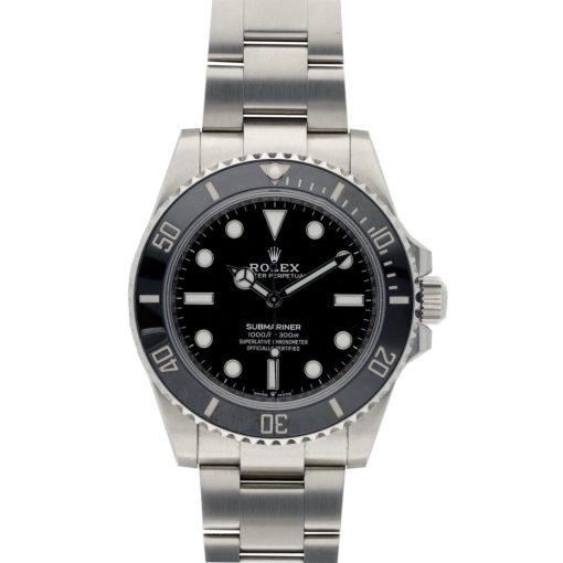 Rolex Submariner - 124060SKU #: ROL-1217