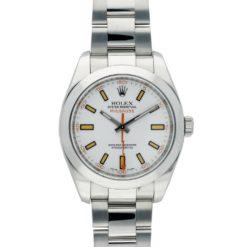 Rolex Milaguess - 116400SKU #: ROL-1219
