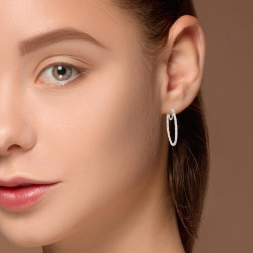 Diamonds EarringsStyle #: MH-EAR1101