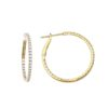 Diamonds Earrings<br>Style #: PD-LQ10031E