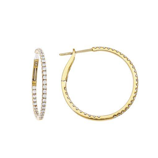 Diamonds EarringsStyle #: PD-LQ10031E